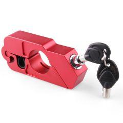 BLANCC Griplock / Stuurslot / Handremslot - Rood
