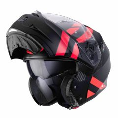 Caberg Duke II Superlegend - Zwart / Rood