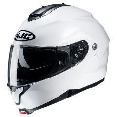 HJC C91 Motorhelm - Wit