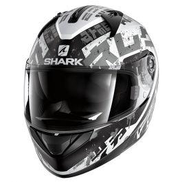Shark Ridill Kengal - Wit / Zwart / Zilver
