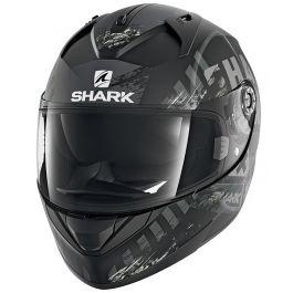 Shark Ridill SKYD - Mat Zwart / Zilver