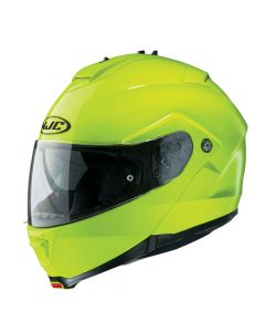 HJC IS-Max II Systeemhelm - Fluor Geel_1