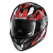 Shark Ridill OXYD - Zwart / Rood / Zilver