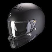 Scorpion EXO-HX1 Solid - Mat Zwart